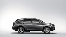 2013 Lexus RX 450h leaked press image