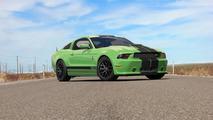 2013 Shelby GT350 revealed