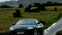 Jaguar XKR / Copyright by James Bearne