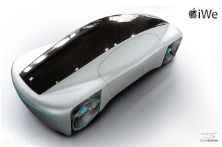 Apple Snuggling up to Tesla for Electric Car Development?