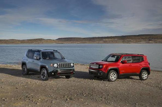 2015 Jeep Renegade Hits the Web, Looks Adorable