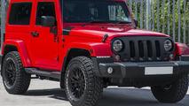 Jeep Wrangler gets a complete makeover from Kahn Design