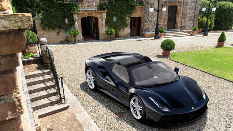 Ferrari 488 GTS rendered ahead of Frankfurt debut