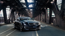 Cadillac ATS Luxury Sport Edition for Japan focuses on big wheels and brakes