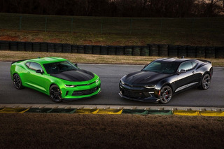 The New Camaro 1LE Will Eat the Shelby GT350 For Breakfast, Says Chevy