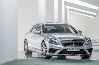 2014 Mercedes-Benz S63 AMG: Subtle Beauty Meets a Potent V8