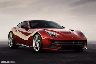 First Ferrari F12berlinetta in North America to be Auctioned off for Sandy Relief
