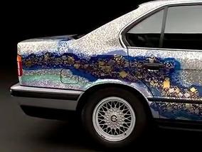 BMW 535i Art Car von Matazo Kayama, 1990