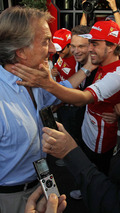 Alonso to respond to Montezemolo rating 'on the track'