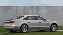 2014 Audi A8 facelift (UK-spec) 21.10.2013