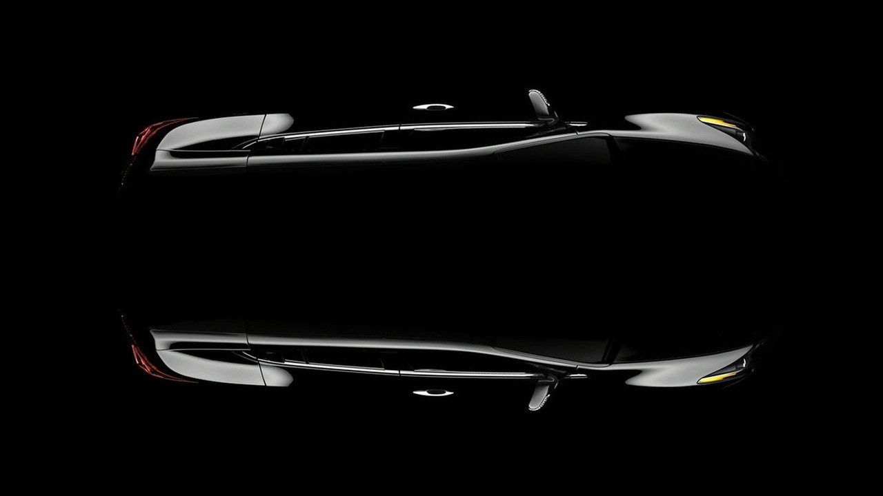 Acura Crossover teaser