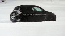 2011 Suzuki Swift 3-Door Spied for First Time During Winter Testing