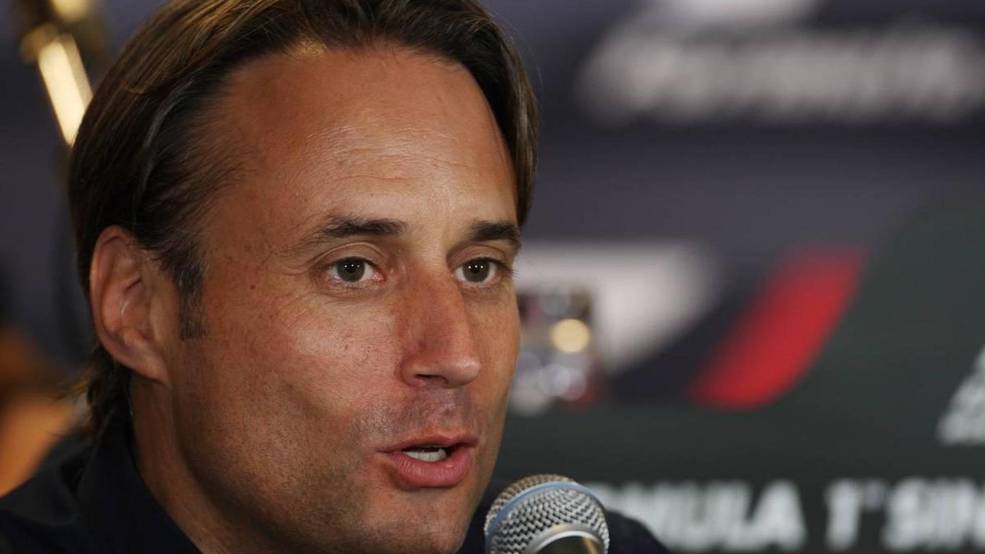 Williams' Parr tours US GP host in Texas