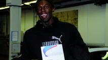 World's Fastest Man Usain Bolt Crashes BMW M3