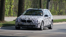 BMW 5-Series Touring Latest Spy Photos