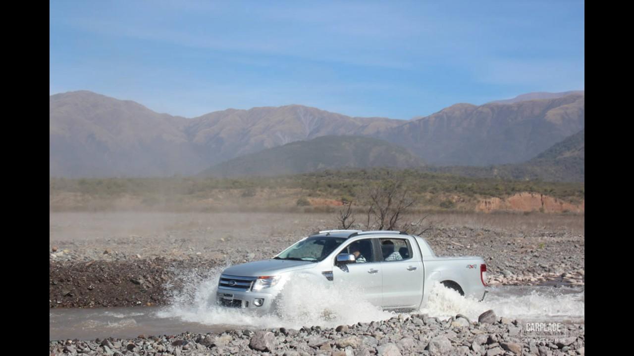 Impressões ao dirigir: Nova Ford Ranger oferece conforto e tecnologia - Veja fotos em HD