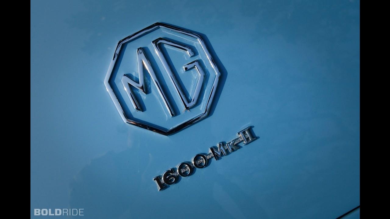 MG MGA Mark II 1600 Roadster