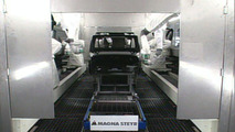 2007 Jeep Wrangler Production Start