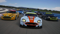 Aston Martin completes race tests at Paul Ricard