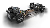BMW 3-Series plug-in hybrid prototype revealed