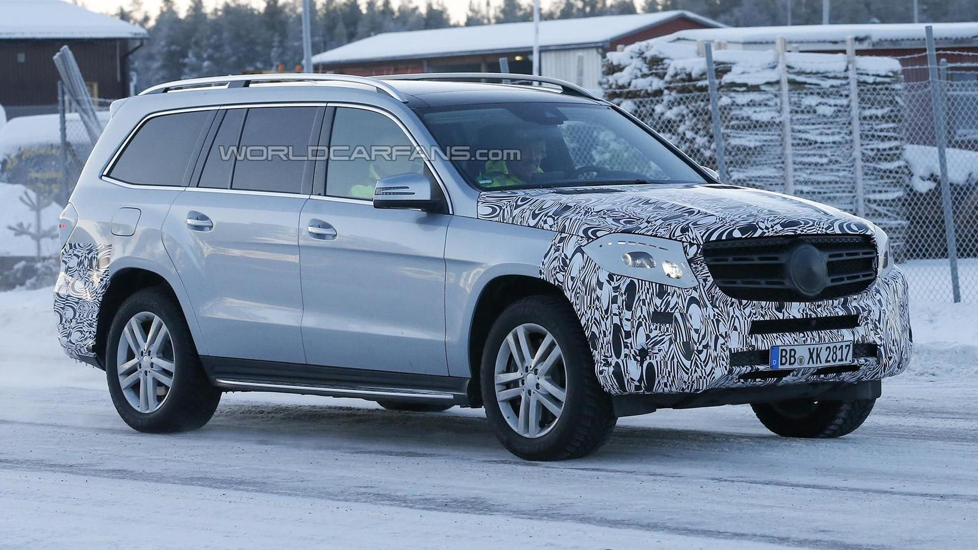 Mercedes to renew 'almost its entire range' of crossovers in 2015