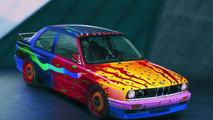 BMW M3 Art Car