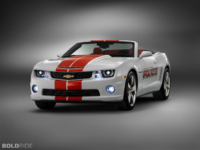 Chevrolet Camaro SS Indy 500 Pace Car