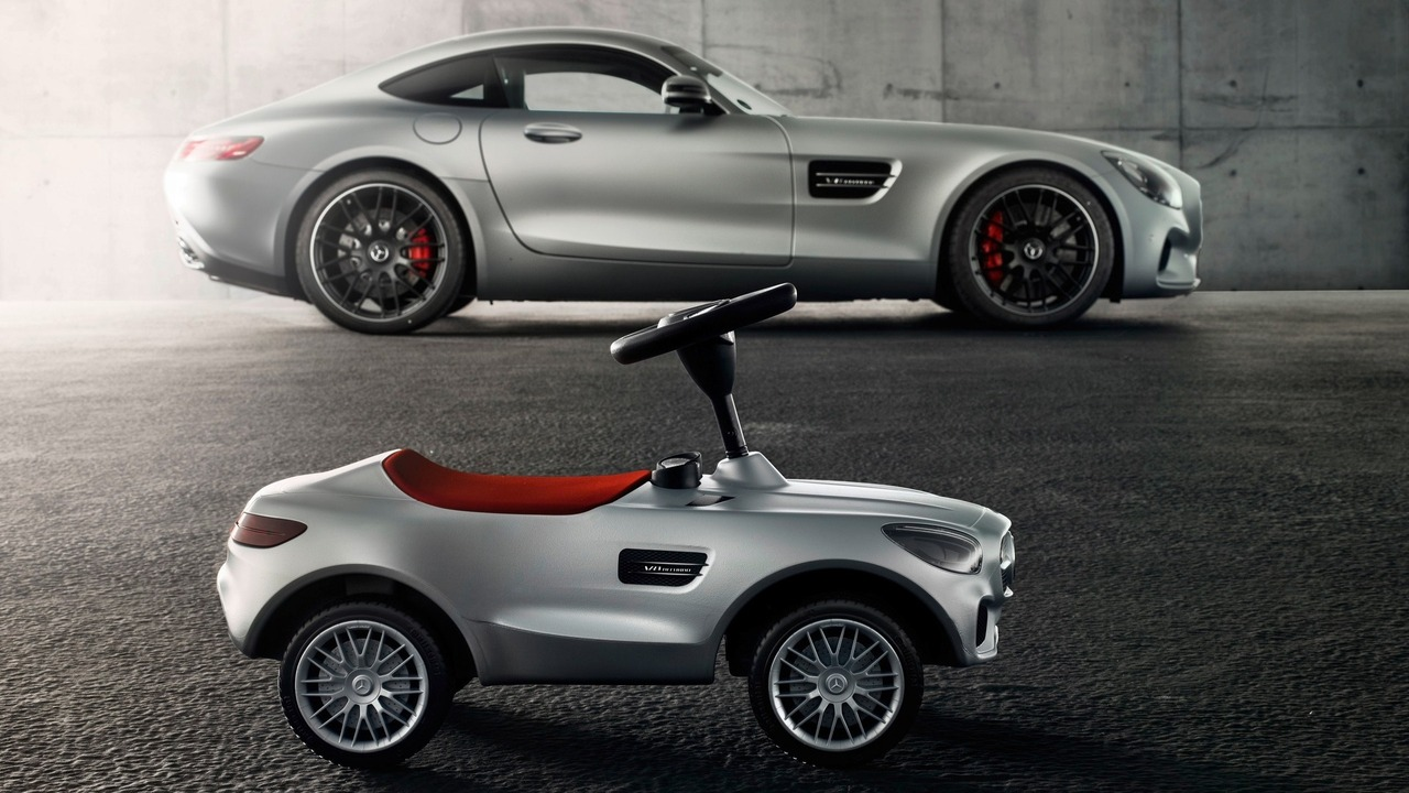 Mercedes-AMG GT Bobby-Car