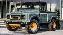 A. Kahn Design Land Rover Defender 2.4 TDCI 90 Pick Up