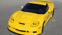 Rare Chevrolet Corvette C6RS up for auction