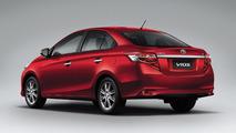 2014 Toyota Vios revealed