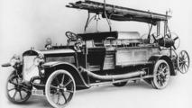 World's First Gasoline Powered Fire Fighting Pump
