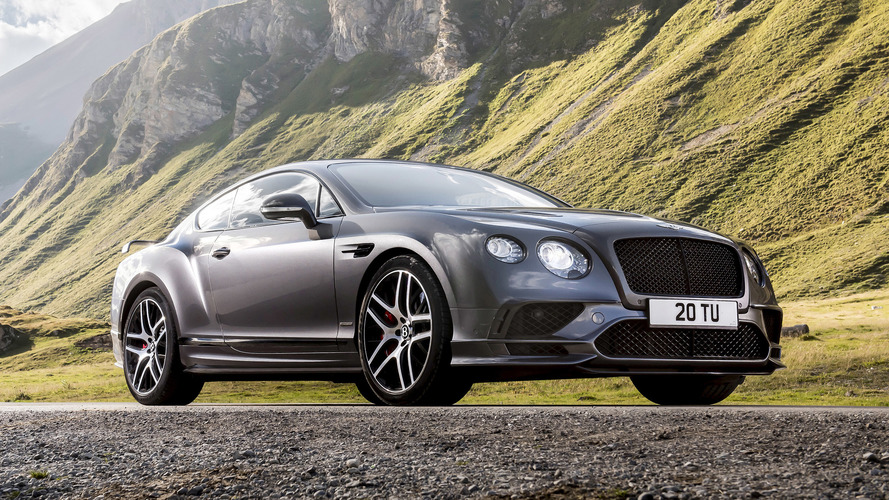 Continental Supersports is Bentley's quickest, most powerful model to date