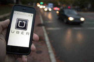Uber using drones to buzz drivers in traffic with ads