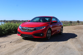 2016 Honda Civic Coupe First Drive