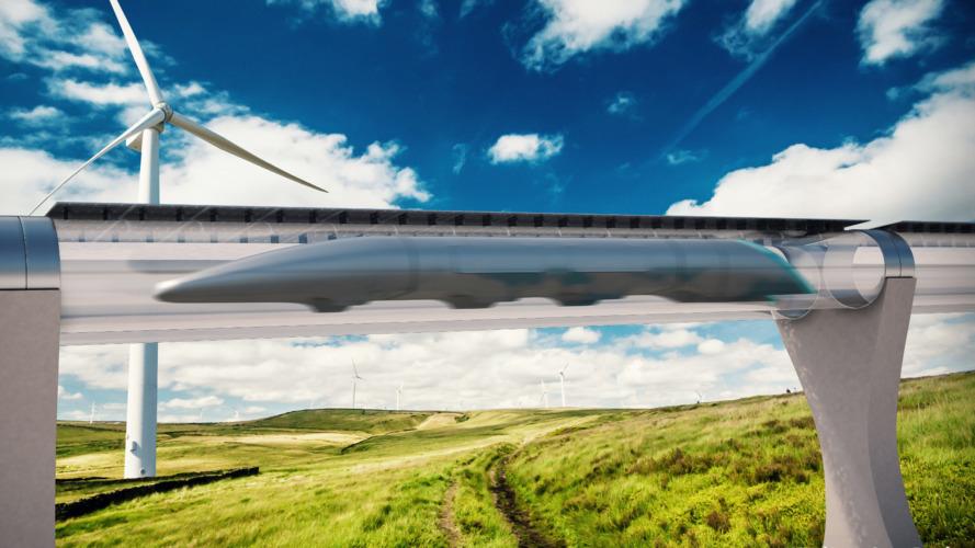 Hyperloop One files $250M countersuit against ex-employees