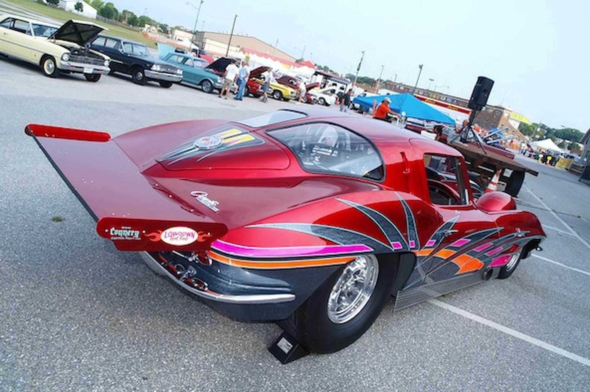 ebay car of the week the world 39 s fastest street legal corvette. Black Bedroom Furniture Sets. Home Design Ideas