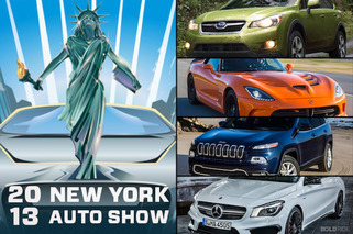 2013 New York Auto Show: What to Expect