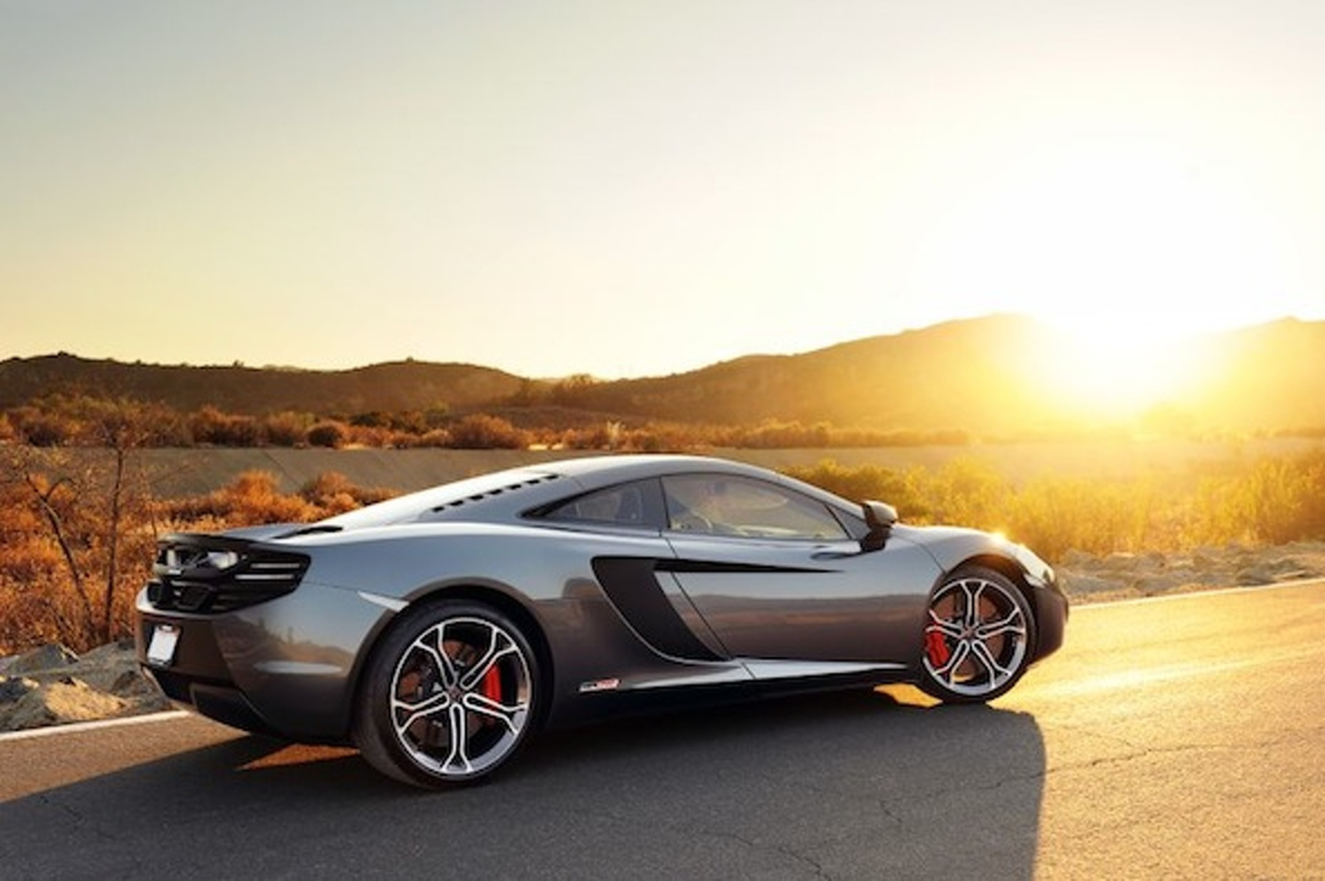 Hennessey Boosts the McLaren MP4-12C to 700HP