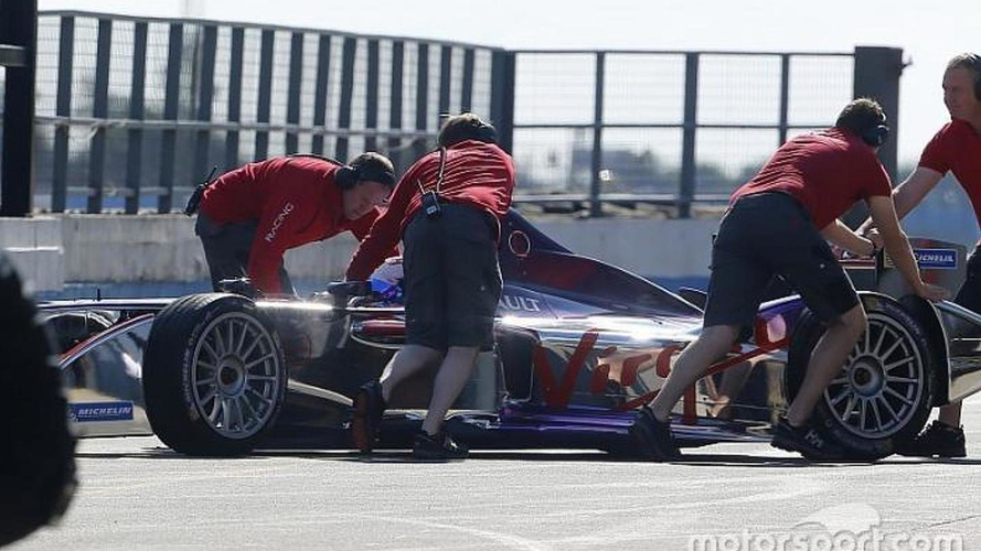 Citroen secretly ran Formula E test, teaming up with Virgin Racing for 2016 entry under DS name