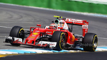 F1 German Grand Prix - Qualifying (Live Commentary)
