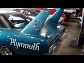 1970 Plymouth Road Runner Superbird 440 V8 375 HP Muscle Car