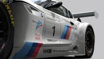 BMW Z4 GT3 in Gran Turismo 6 12.6.2013