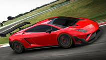 Lamborghini Gallardo GT3 FL2 revealed