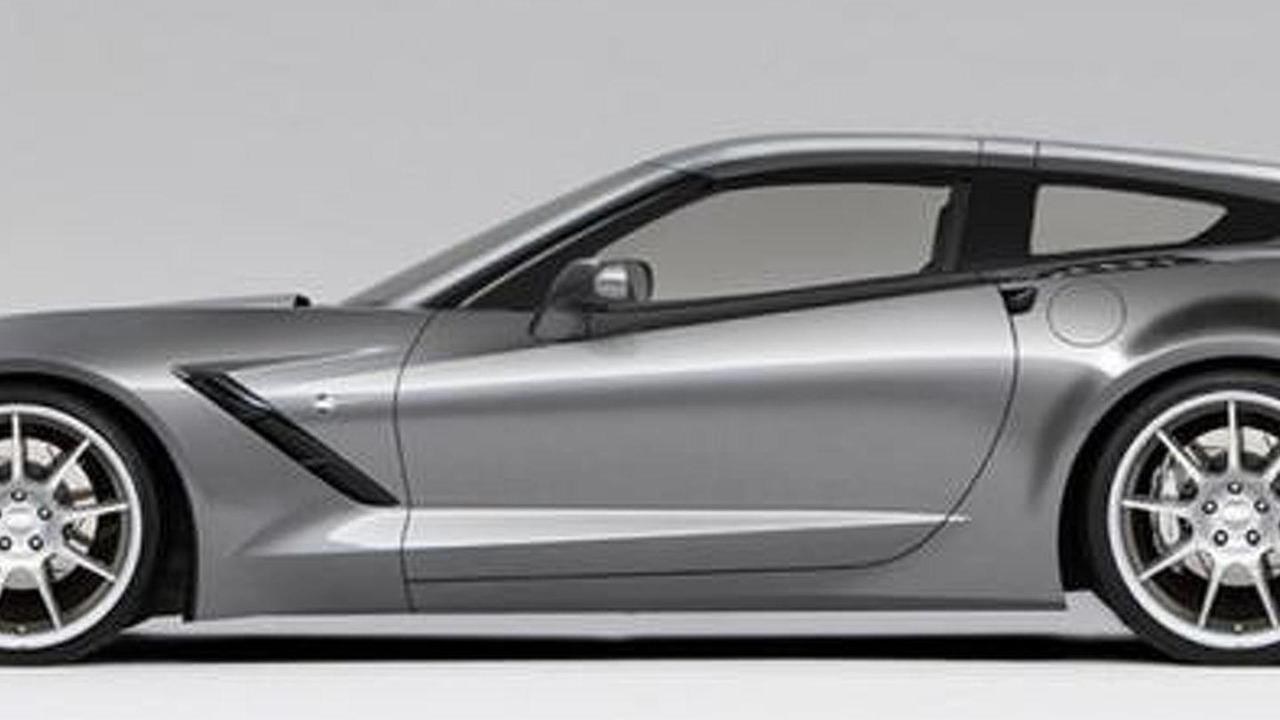 2014 Chevrolet Corvette Stingray AeroWagon by Callaway