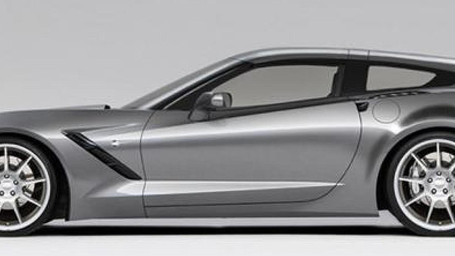 2014 Chevrolet Corvette Stingray Shooting Brake by Callaway could be produced