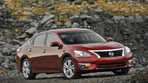2014 Nissan Altima Sedan priced from 21,860 USD