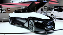 Nissan BladeGlider demonstrates innovation and excitement in Geneva