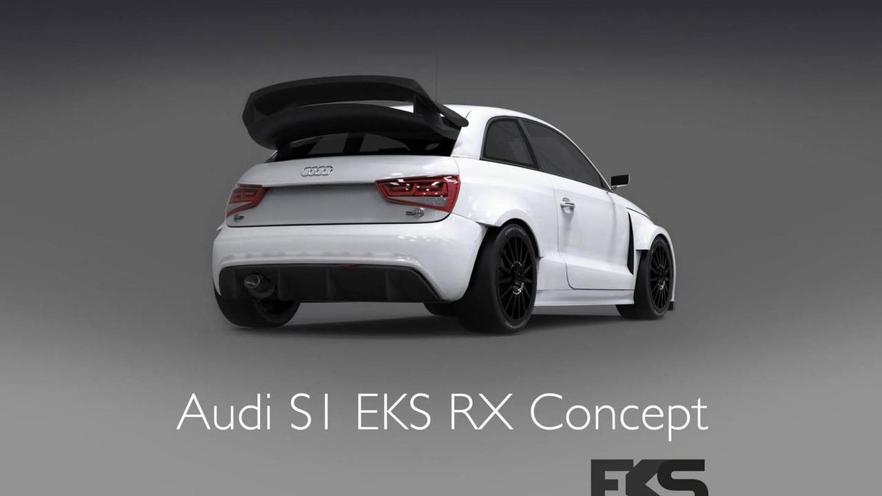 EKS Audi S1