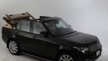 Newport unveils their Range Rover Convertible [video]
